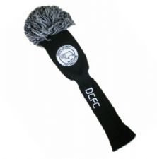 Official Derby County FC Pompom Fairway Wood Headcover
